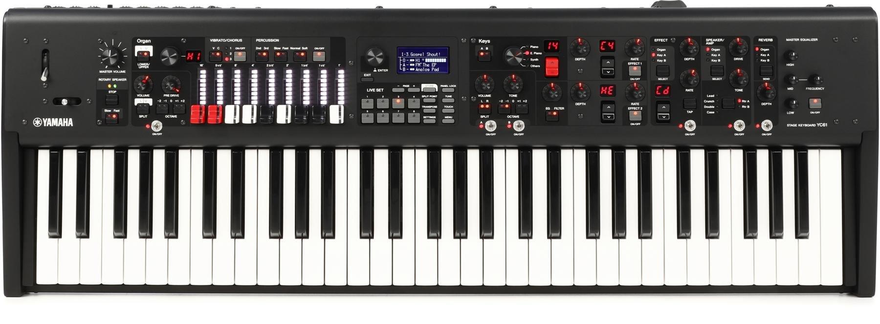 Yamaha YC61 Stage Piano