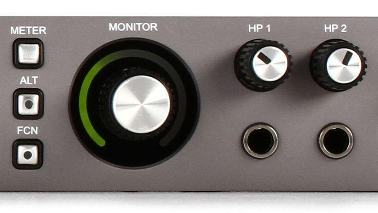 Universal Audio Apollo x6 16x22 Thunderbolt 3 Audio