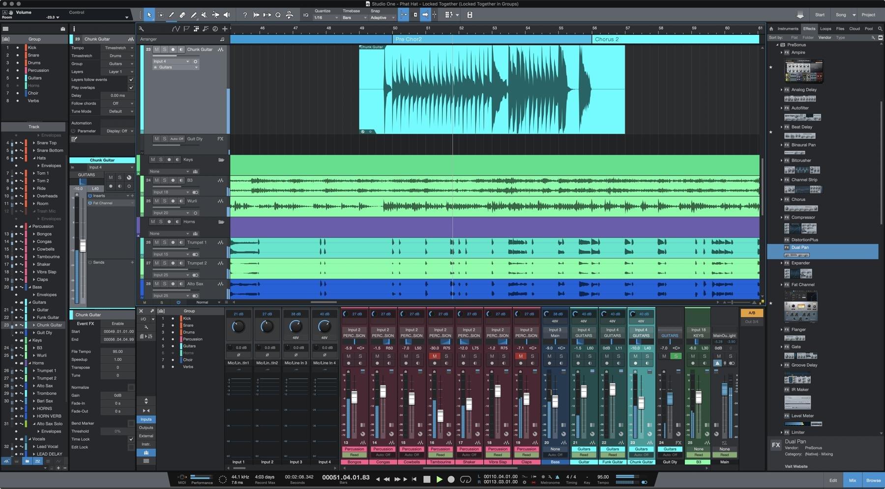 PreSonus Studio One 4 5 Professional Upgrade from