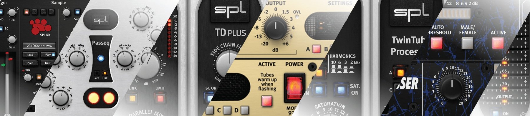 SPL 100% SPL Bundle V2 1 | Sweetwater