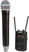 Samson Concert 88 Handheld Camera Wireless System - K Band