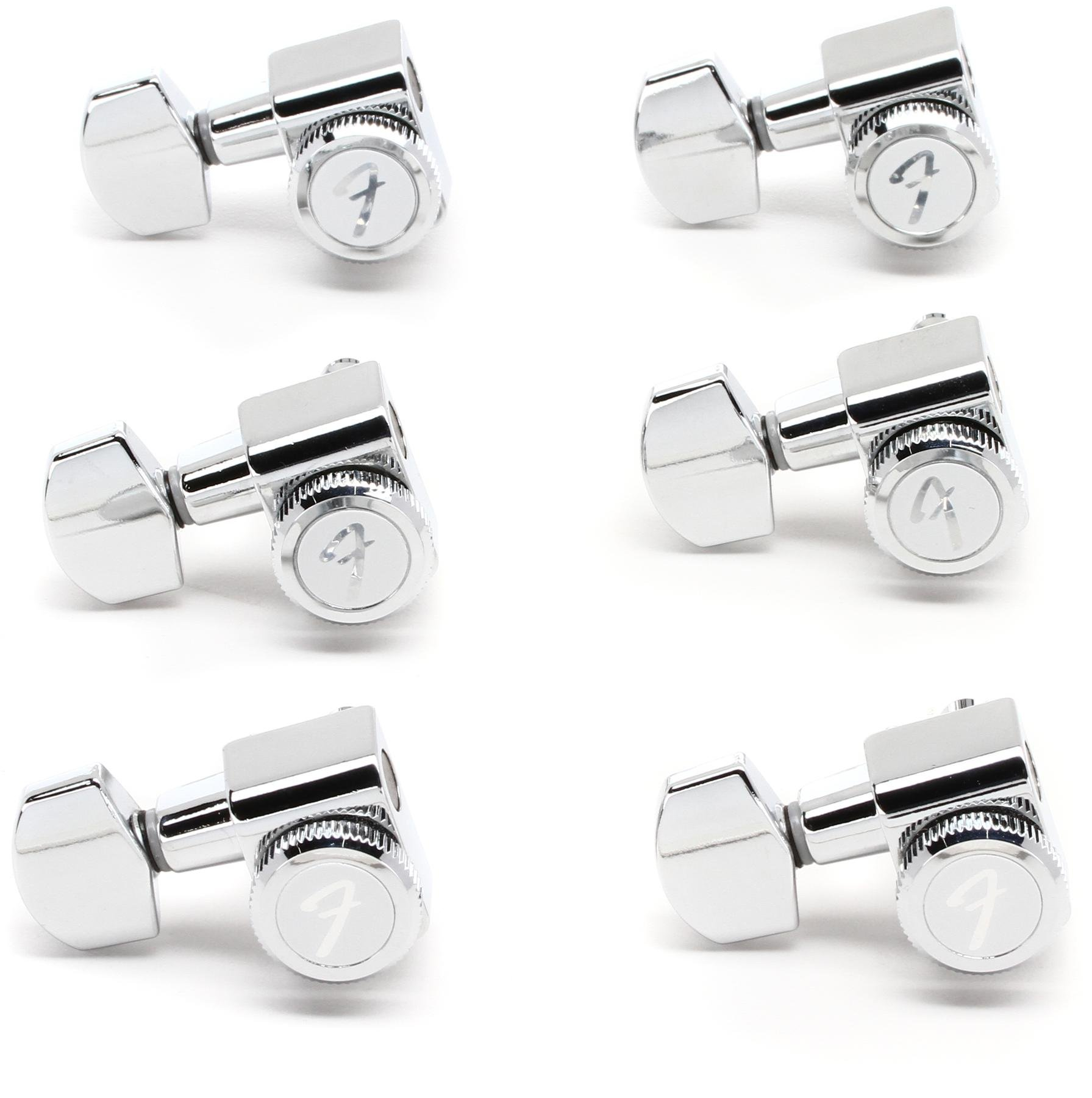 J-03 Left Handed Machine Heads Tuners 6 in Line for Telecaster Stratocaster