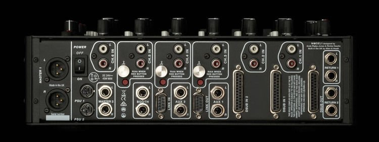 PLAYdifferently Model 1 DJ Mixer | Sweetwater