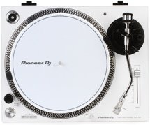 Pioneer DJ PLX-500 Direct Drive Turntable - White