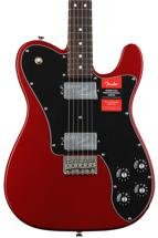 Fender American Professional Deluxe ShawBucker Telecaster - Candy Apple Red with Rosewood Fingerboard
