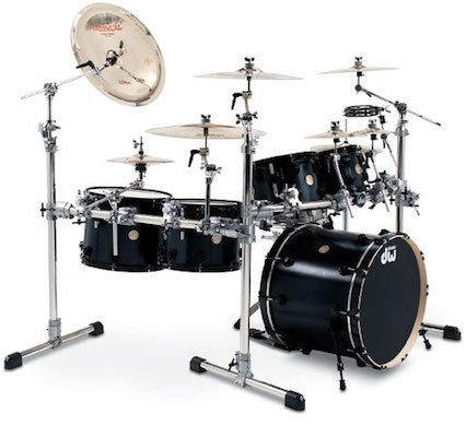 Dw 9000 Series 2 Sided Drum Rack System Sweetwater