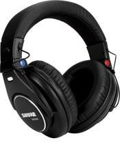 Shure SRH840 Closed-back Pro Studio Monitor Headphones
