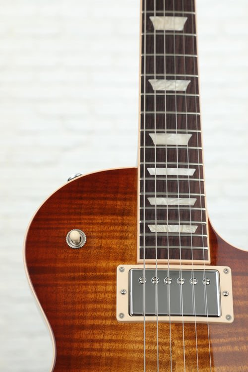 Gibson 2019 Les Paul Standard Sweetwater Exclusive - Bourbon