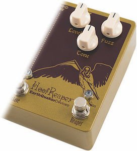 EarthQuaker Devices Hoof Reaper V2 Dual Fuzz Pedal | Sweetwater