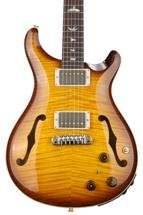 PRS Hollowbody II Piezo 10-Top - McCarty Tobacco Sunburst
