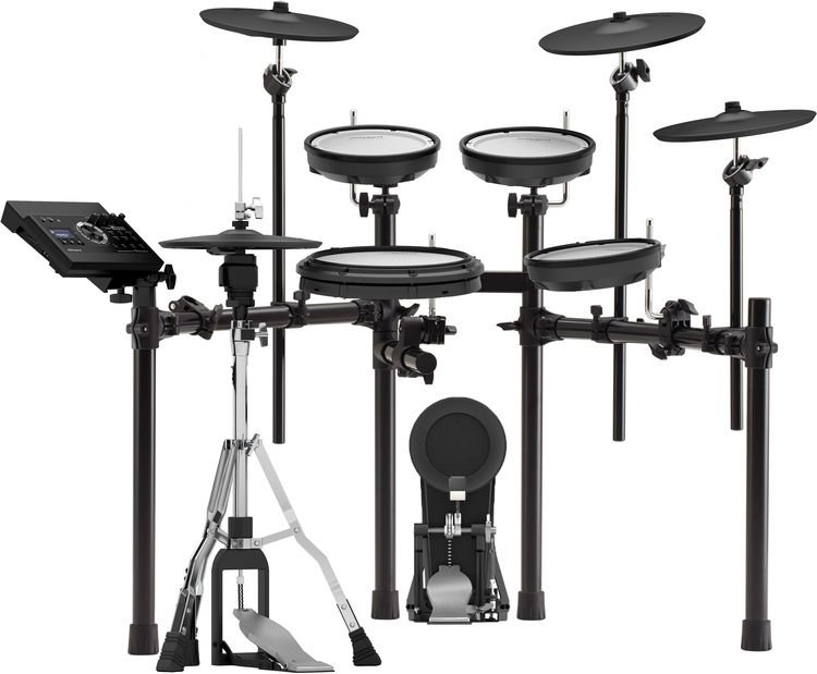 Roland V-Drums TD-17KVX Electronic Drum Set | Sweetwater