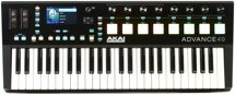 Akai Professional Advance 49 Keyboard Controller