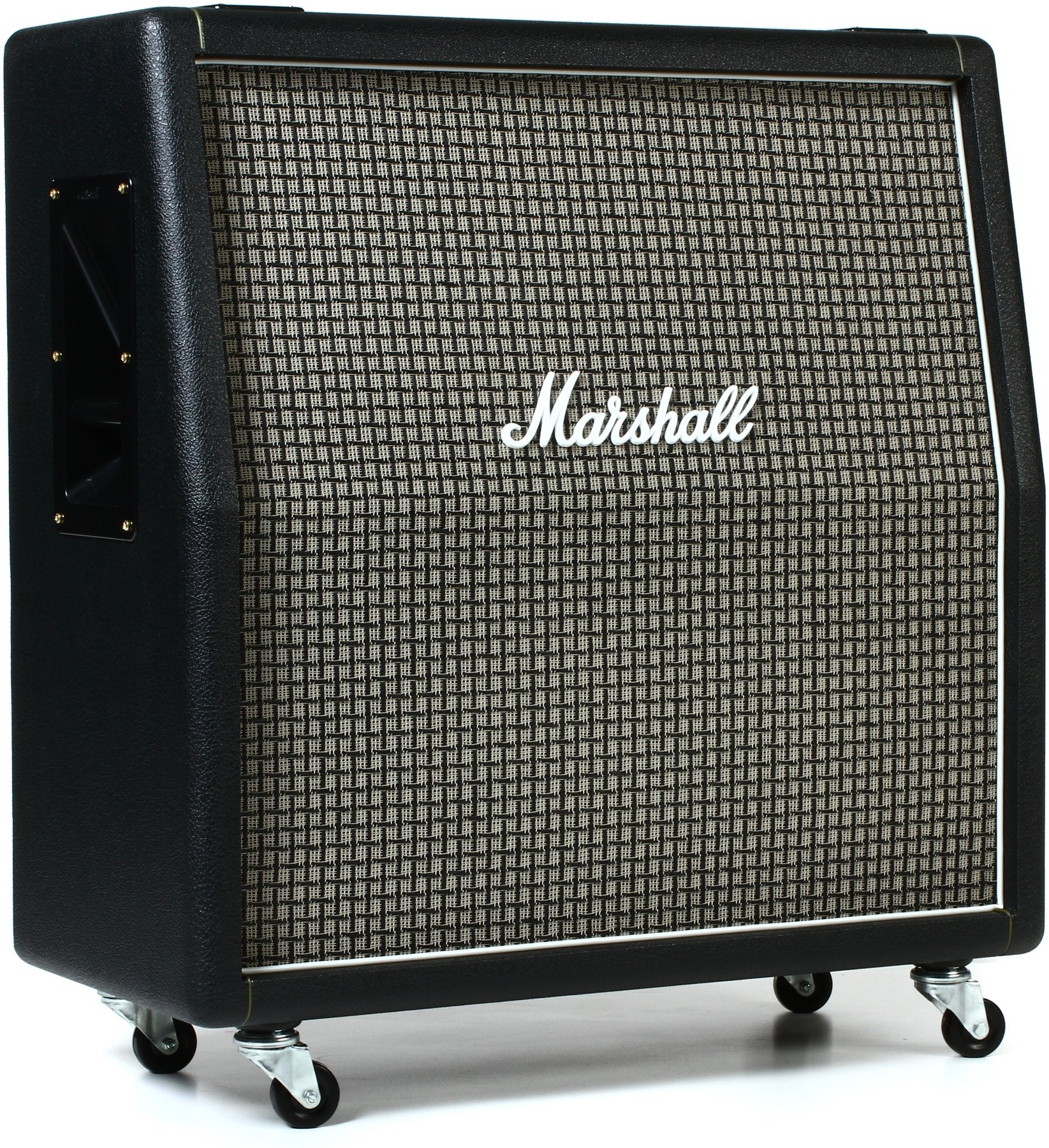 "Marshall 1960AX 100 watt 4x12"" Angled Extension Cabinet with"