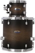 Pearl Decade Maple 2-piece Add-on Pack - Satin Blackburst