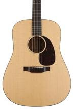 Martin Custom VTS Dreadnought, Sweetwater Special Edition - Natural, Sipo Back and Sides