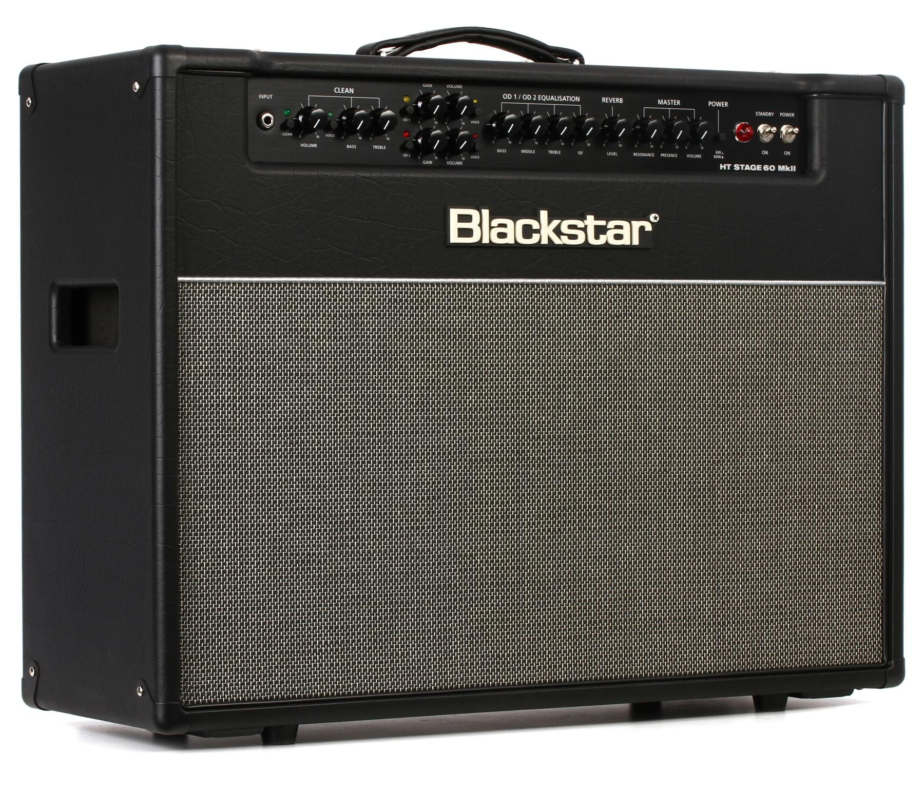 Blackstar Ht Stage 60 Mark Ii Watt 2x12 Combo Amp Sweetwater Amplifier Circuit Image 1