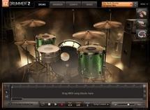 Toontrack Big Rock Drums EZX (download)