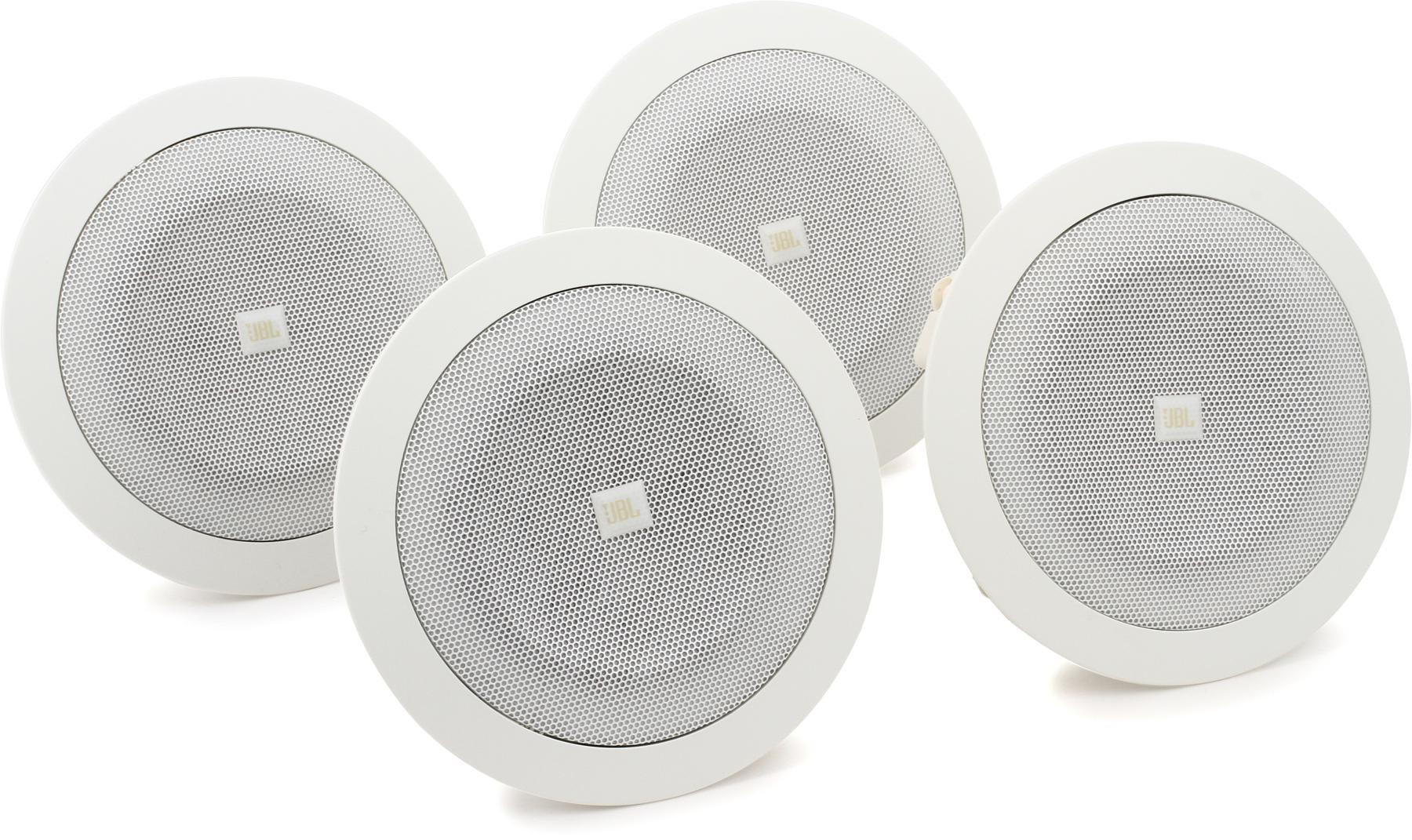 Jbl 8124 4 Inch Full Range Ceiling Speaker Sweetwater