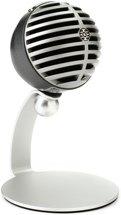 Shure MV5 Digital Condenser Microphone - Silver