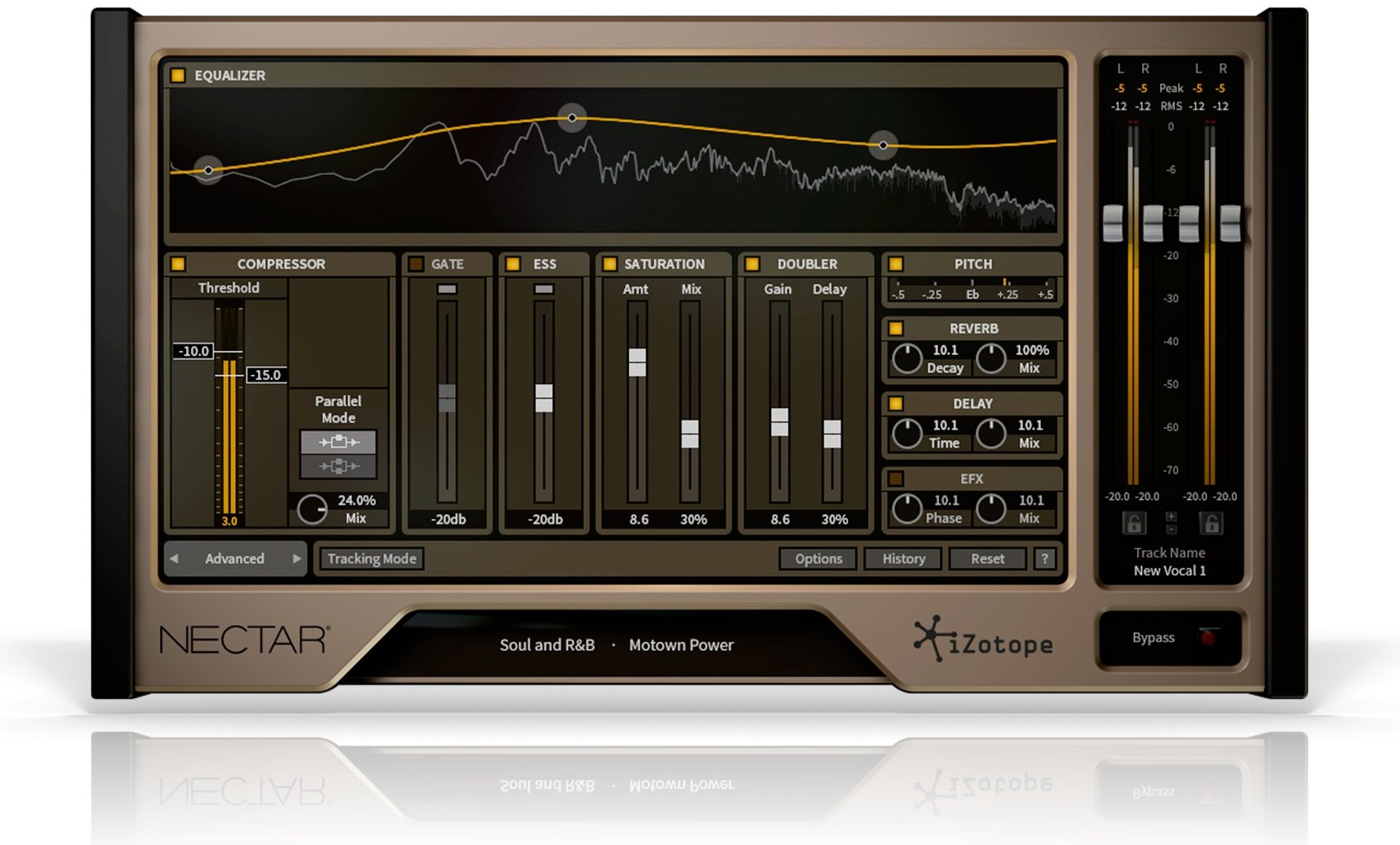iZotope Nectar 2 Vocal Production Suite - Upgrade Any