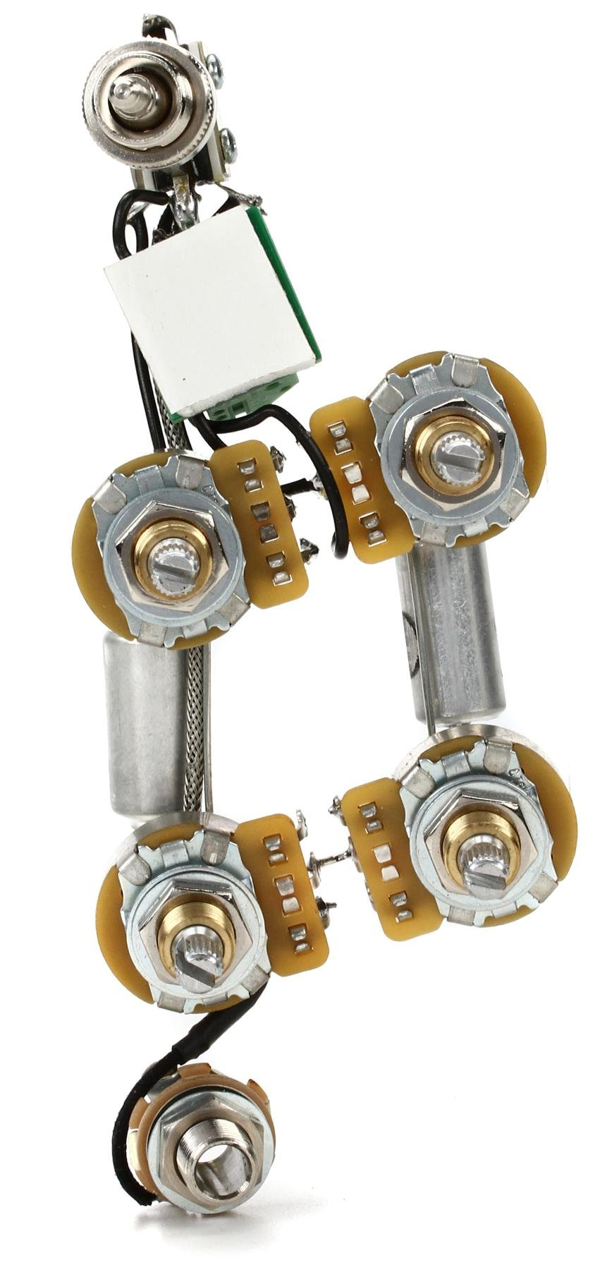 Mojo Tone Solderless Sg Wiring Harness Sweetwater Equipment Image 1