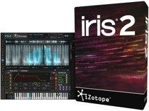 iZotope Iris 2 Sampling Re-synthesizer