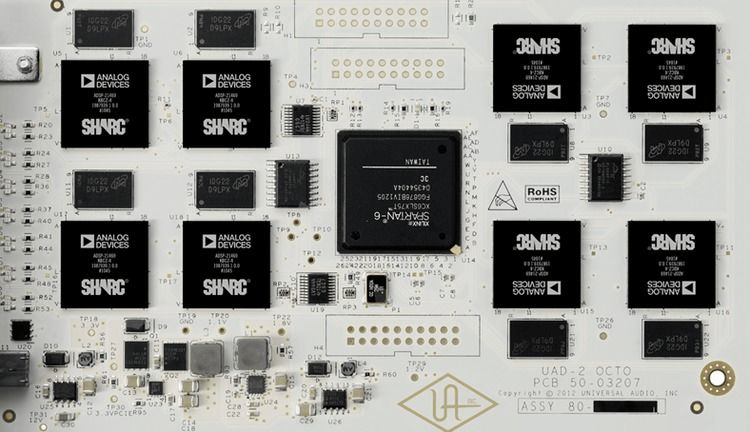 Universal Audio UAD-2 OCTO Core PCIe DSP Accelerator | Sweetwater
