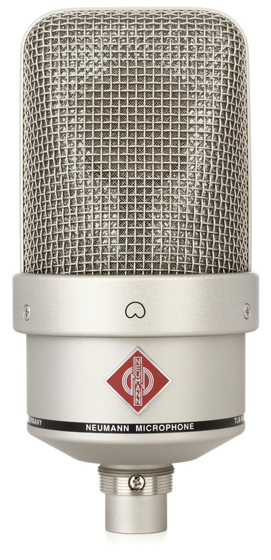 Neumann Tlm 49 Large Diaphragm Condenser Microphone Sweetwater Diagram Construction Image 1