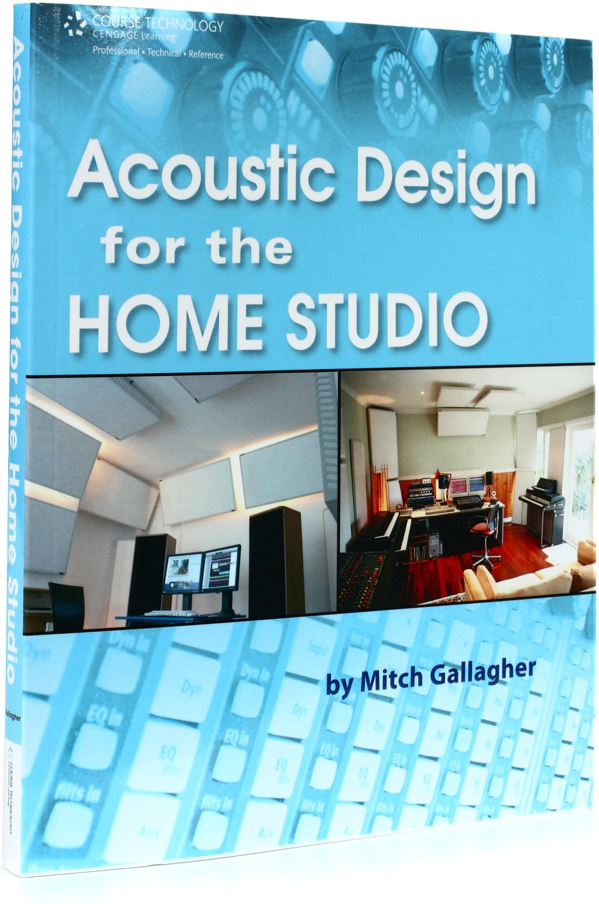 Design for the home - Thomson Course Technology Acoustic Design For The Home Studio Image 1