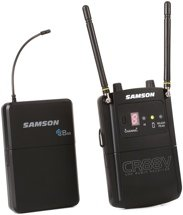 Samson Concert 88 Lavalier Camera Wireless System - D Band