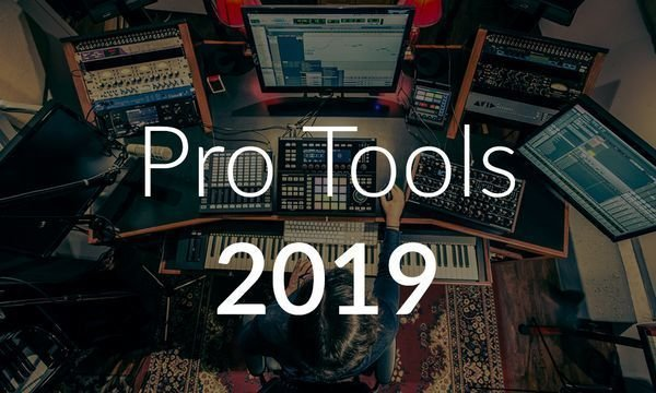 Avid Pro Tools with 1-Year of Updates + Support Plan 1-Year