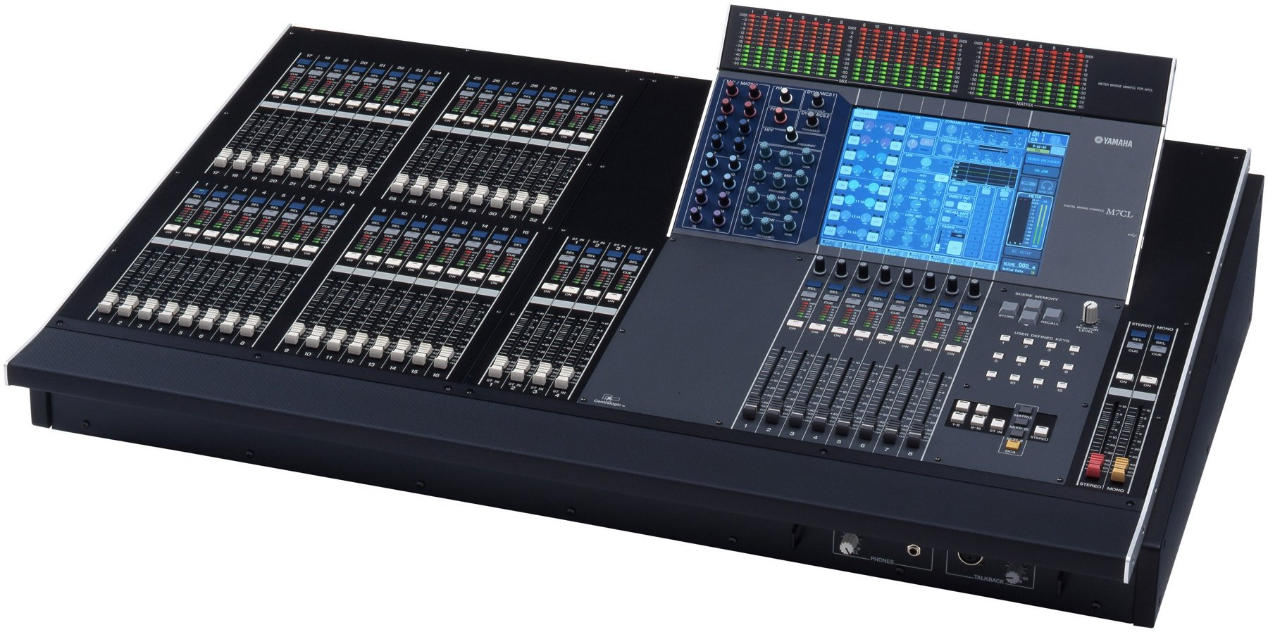 YAMAHA M7CL V3 DIGITAL MIXER DRIVERS FOR WINDOWS DOWNLOAD