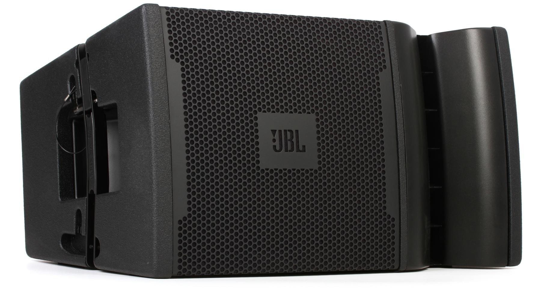 Jbl Vrx932la 3200w 12 Line Array Speaker Sweetwater 8r 625w Loudspeaker Driven By Power Amplifier Image 1