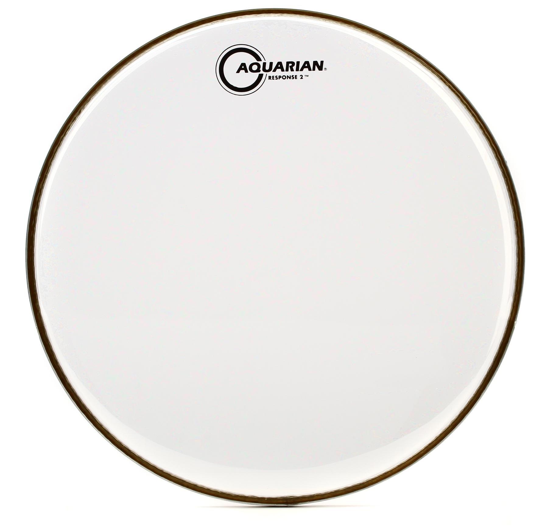 Aquarian 12/'/' Response 2 Texture Coated Drumhead