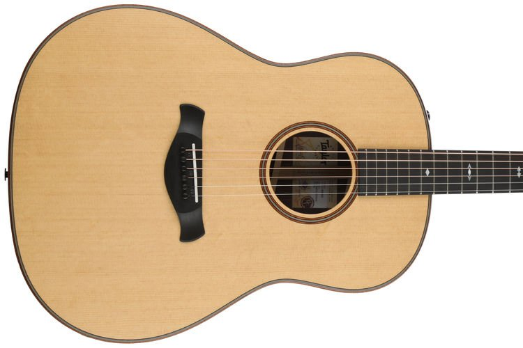 Taylor 717e Grand Pacific Builder's Edition V-Class - Natural