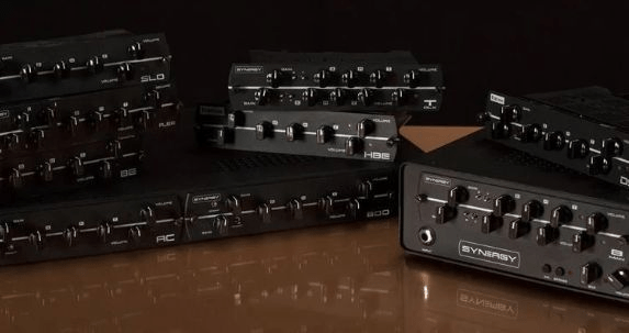 Synergy OS 2-channel Preamp Module | Sweetwater