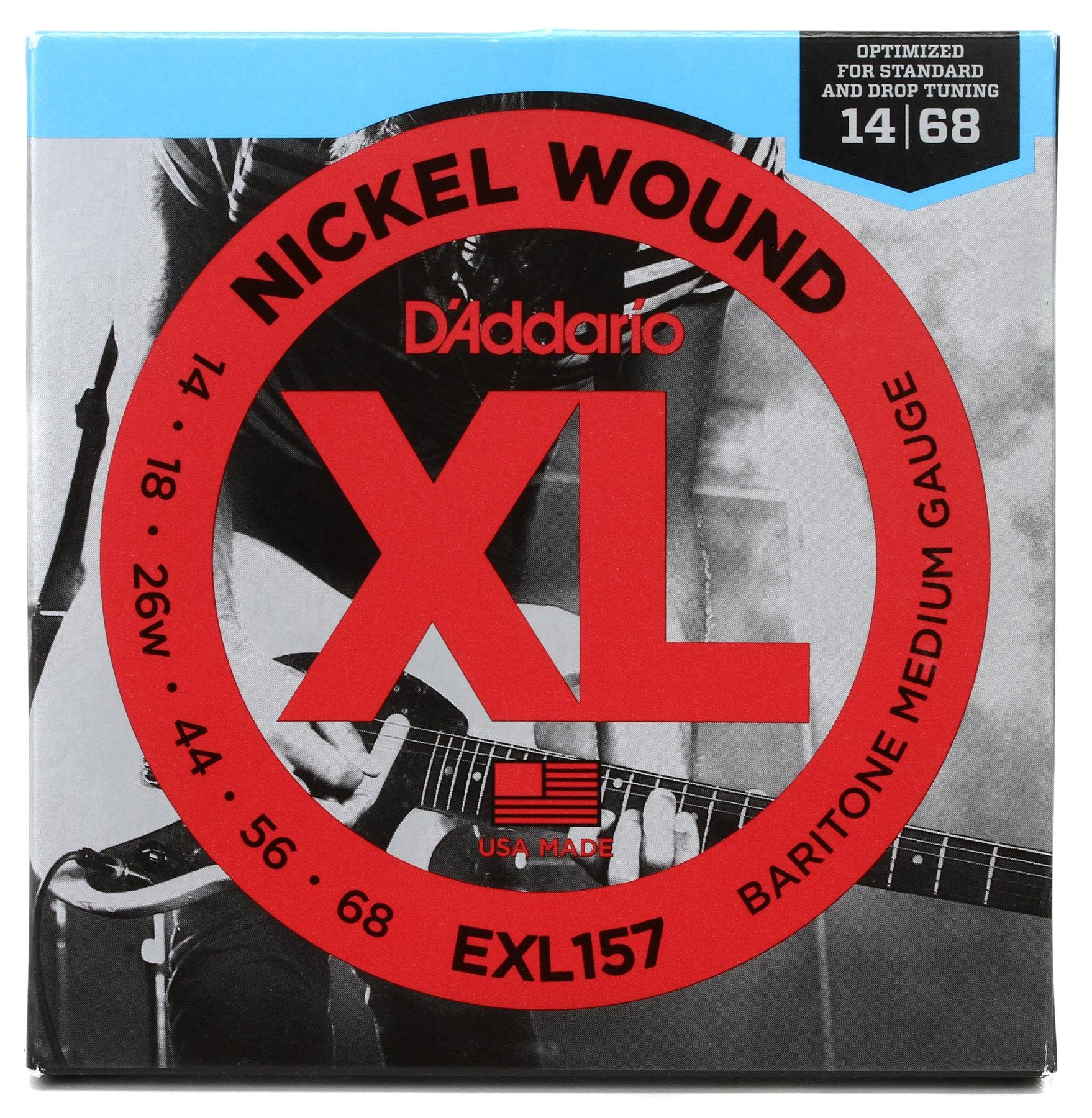 D/'Addario EXP115 Coated Nickel Plated Electric Strings