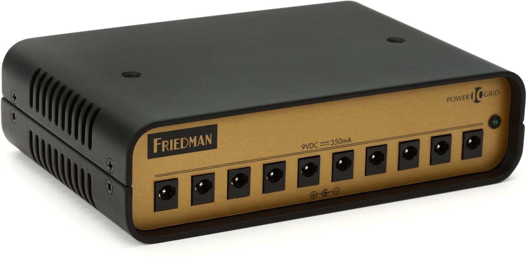Friedman Power Grid 10 Pedal Power Supply