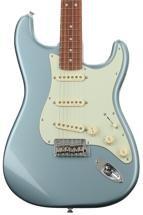 Fender Deluxe Roadhouse Strat - Mystic Ice Blue with Pau Ferro Fingerboard