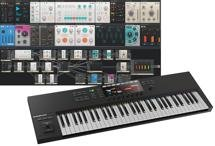 Native Instruments Komplete Kontrol S61 MK2 with Komplete 11 Ultimate