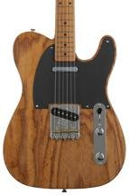 Fender Limited Edition American Vintage '52 Telecaster - Roasted Ash Natural
