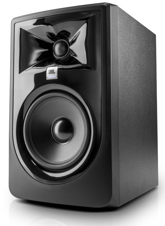 jbl 305p mkii 5 powered studio monitor sweetwater. Black Bedroom Furniture Sets. Home Design Ideas