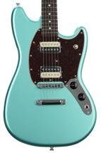 Fender American Special Mustang, Sweetwater USA Exclusive - Mystic Seafoam Green