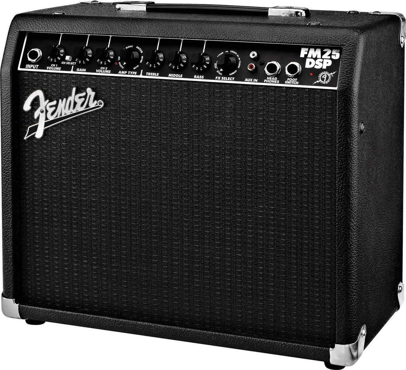 Fender Fm 25 Dsp Sweetwater 70w Amplifier Image 1