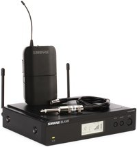 Shure BLX14R Wireless Guitar System - H10 Band