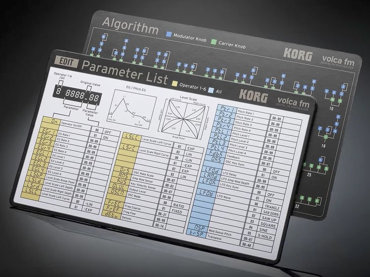 Korg Volca FM Synthesizer with Sequencer | Sweetwater