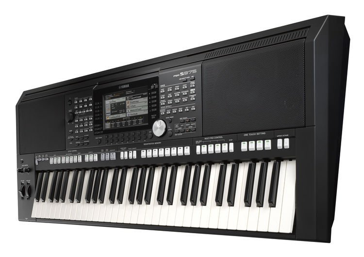 Yamaha PSRS975 61-key Professional Arranger Workstation | Sweetwater