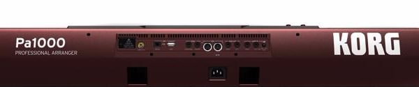 Korg Pa1000 61-key Professional Arranger | Sweetwater