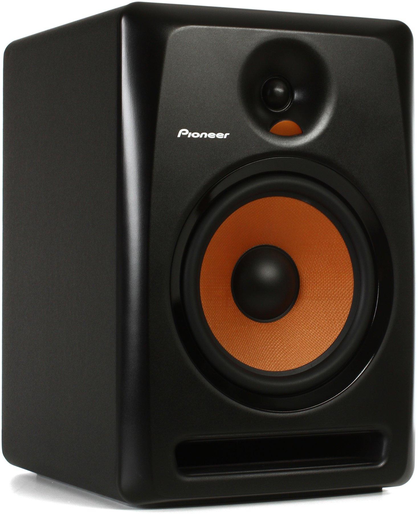 Pioneer Dj Bulit8 8 Powered Studio Monitor