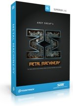 Toontrack Metal Machinery SDX (boxed)